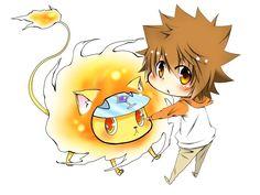 Tsuna and Natsu