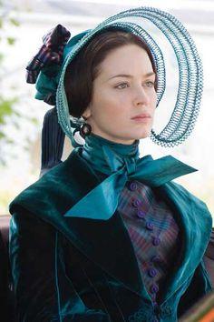 Emily Blunt - La reina Victoria - 2009 - Dir: Jean-Marc Vallée - (Estados Unidos)
