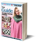 Guide to All Free Crochet Patterns ebook.... learn crochet stitches and there are some patterns