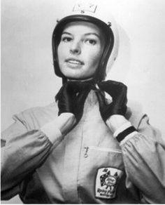 Janet Guthrie: First Woman NASCAR Driver