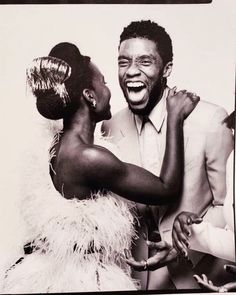Black Love, Black Is Beautiful, Black Panther 2018, Vintage Black Glamour, Man Crush Everyday, Funny Picture Quotes, Iconic Movies, African American History, Marvel Heroes