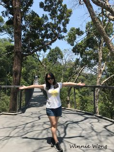 The Habitat - a place where you can see, touch, and feel the nature Penang Hill, Ferns Garden, Abseiling, The Perfect Getaway, Best Walking Shoes, Tree Tops, Great View, Natural Wonders, Wonderful Places