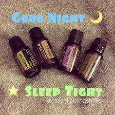 diffuser blend for a good night's sleep: 3 drops lavender, 1 drop vetiver, 1 drop bergamot, and 1 drop marjoram