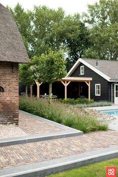 Outside Living, Outdoor Living, Outdoor Landscaping, Outdoor Gardens, Dream Garden, Home And Garden, Beauvais, Contemporary Garden, Garden Landscape Design