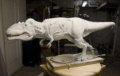 Another Giganotosaurus WIP Update by nwfonseca