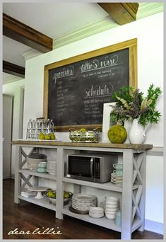Kitchen Wall Decor -- How to Renew an Old Kitchen Wall Clock ** You can find more details by visiting the image link. #RusticWallDecor