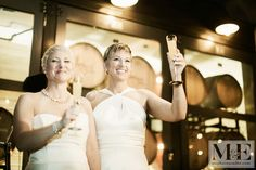 Shannon and Susan, photographed by M Photo Studio Kansas City, lovely lesbain wedding!