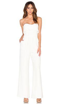 b549cb9e990e Shop for Alexis Ruba Jumpsuit in Off White at REVOLVE. Free 2-3 day