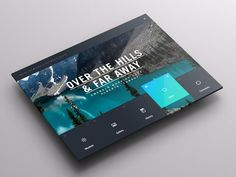 UI Design: The Gorgeous Weather Dashboard