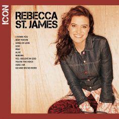 Rebecca St. James Icon CD 2014
