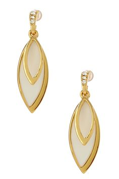 Shop jewelry & the Elisabetta Earrings in gold from Cate and Chloe. Start shopping the latest fashion trends, deals, gifts, & accessories at CateandChloe.com