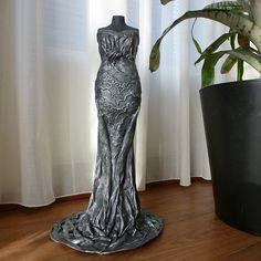 Decoratie beeld of figuur van een afrikaanse of oosterse vrouw mooie decoratie of - Beeld van decoratie ...