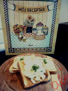 Ali-Food: Vajíčková nátierka