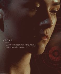 The movie brought a whole new layer of Cato and Clove to the Hunger Games story.  The last arena scene with Cato gives the Careers a sense of humanity, and for once, a movie added something that the book didn't have that actually made it better.