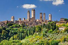 San Gimignano ...