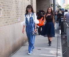 Some of the style at NYFW []     #Nyfw #style #streetstyle #blogger #blue #womensfashion #street #best #sunglasses #photography #canon #ootd #ny #nyc #classic #fashionshow #runway #presentation #models #nyfashionweek