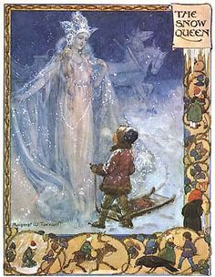 Edmund Dulac's Snow Queen