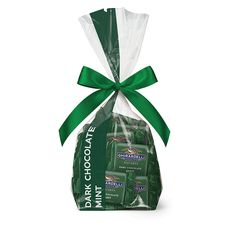 Dark Chocolate Mint SQUARES Gift Bag (33 pc)