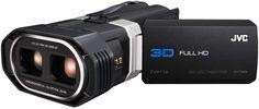 VIDEOCAMERA 3D FULL HD