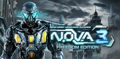 N.O.V.A. 3 Freedom Edition Mod Apk [Unlimited Money] +Data For Android