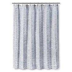 Shower Curtain SeerSucker White   Threshold™