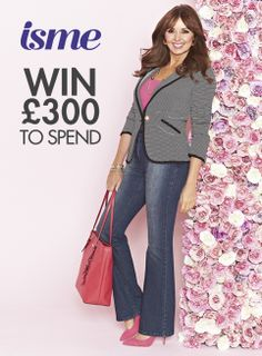 I've just entered isme's birthday competition to win £300 to spend at isme.com https://apps.facebook.com/ismebirthday