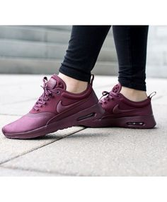 best sneakers 14431 14e6f Nike Air Max Thea Ultra Burgundy Clearance Rose Gold Trainers, Burgundy  Nikes, Nike Thea