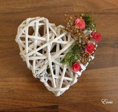 текст при наведении Master Class, Valentines Day Decorations, Special Day, Weaving, This Or That Questions, Flowers, Crafts, Natural Materials, Newspaper