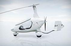 AutoGyro Cavalon Ultralight gyrocopter