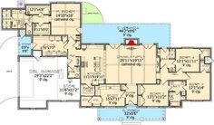 Plan W64003BB: Ranch, Country, Exclusive, Corner Lot, Photo Gallery, Hill Country House Plans & Home Designs by judy