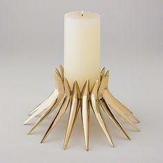 Bougeoir Corona / Corona Candle Holder.