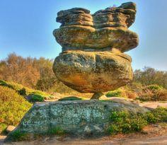 Brimham Rock England