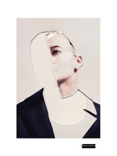 Ismaël Moumin is a photographer based in Belgium. He executes different visual approaches according to the projects. In this series, he depicts photo collages Collage Design, Collage Art, Design Art, Graphic Design, Photomontage, Photoshop, Kunst Online, Face Photo, Art Plastique