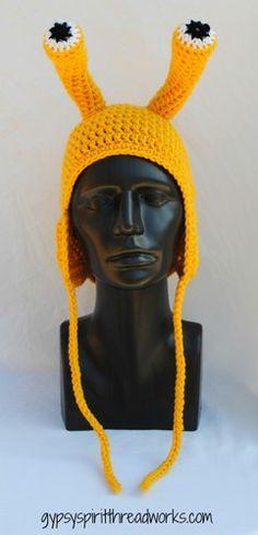 Gypsy Spirit Banana Slug Hat