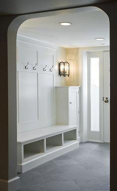 Image result for interior design ideas foyers w/ travertine floors