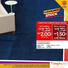 Other for sale, in Klang, Selangor, Malaysia. Grab our stock clearance sale before we run out! Buy Office Carpet Sale At Reasonable Prices Li. id: 820395 Stock Clearance Sale, Office Carpet, Carpets For Kids, Carpets Online, Quality Carpets, Carpet Sale, Hotel Carpet, Buy Office, Types Of Carpet
