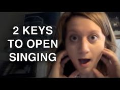 Find Your Chest Voice - Sing in a Natural Chest Singing Voice - Felicia Ricci Vocal Lessons, Singing Lessons, Singing Tips, Music Lessons, Singing Techniques, Vocal Training, Soft Palate, Vocal Exercises, Singing Exercises