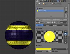 With Blender 3D Tutorial: Light It Up with Fluorescent Effect [Neon] you can light surrounding object without add another lamp source.