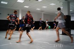 The project for BJJ Zgorzelec club aimed for transforming previously located there fitness club into Brazilian Jiu-Jitsu gym. First we removed mirrors (a threat to trainees) and unified the colors. 100m2 of the floor and the walls is now protected with a grey and black mat matching the colors of the club. Simple in design room...  Read more » Jiu Jitsu Gym, Design Room, Brazilian Jiu Jitsu, Dojo, Bergen, Mirrors, How To Remove, Walls, Floor