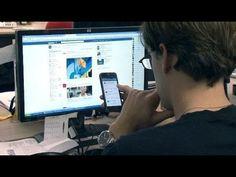 Тотальная слежка с помощью интернета и мобильных гаджетов - YouTube