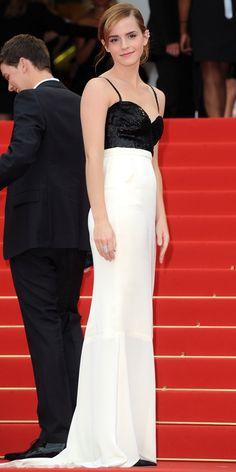 Emma Watson de Chanel Couture en Cannes 2013
