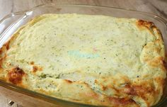 SUFLEU DE BROCCOLI Baby Food Recipes, Cooking Recipes, Cheddar, Quiche, Mashed Potatoes, Pizza, Bread, Cheese, Breakfast