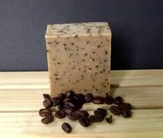 Recipe: Coffee Soap Bars