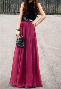 Bohemian Long Skirt from CocoCouture