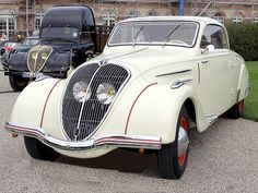 Peugeot 402 Eclipse • 1938