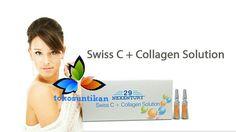 Toko Suntikan.com: suntik vitamin c Swiss C + Collagen Solution dari ...