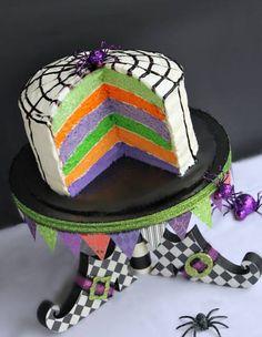 Halloween-Food ideas-cake