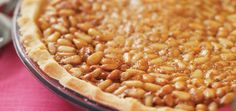 Maple Syrup and Pine Nut Pie Recipes | Ricardo