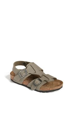 Birki's® 'Ios' Sandal (Toddler & Little Kid) available at #Nordstrom
