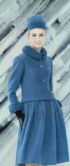 balmain fashion 1960s - Google Search